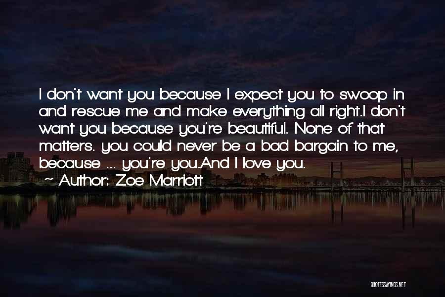 Zoe Marriott Quotes 693758