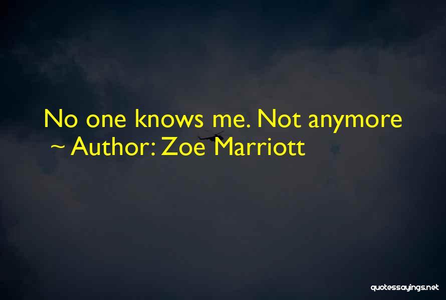 Zoe Marriott Quotes 815747