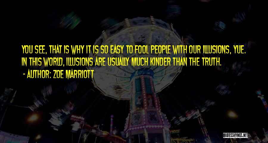Zoe Marriott Quotes 97677