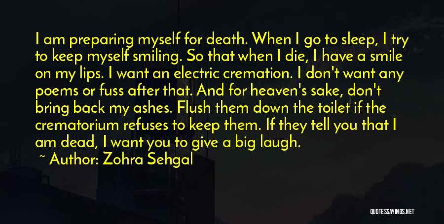 Zohra Sehgal Quotes 2230197