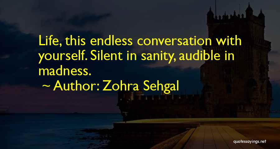 Zohra Sehgal Quotes 2250137