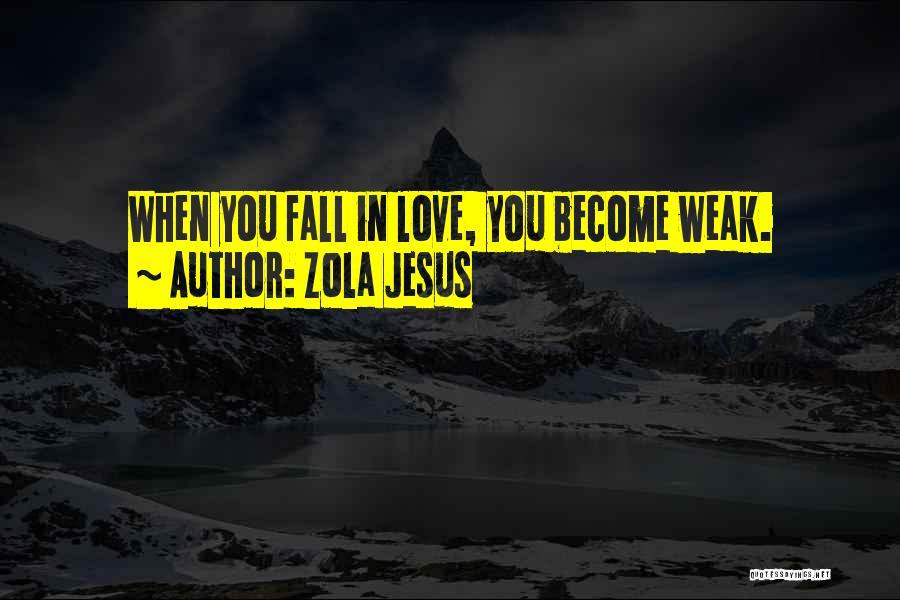 Zola Jesus Quotes 1171661