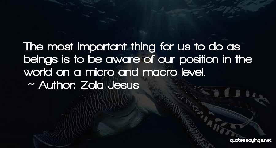 Zola Jesus Quotes 1725340