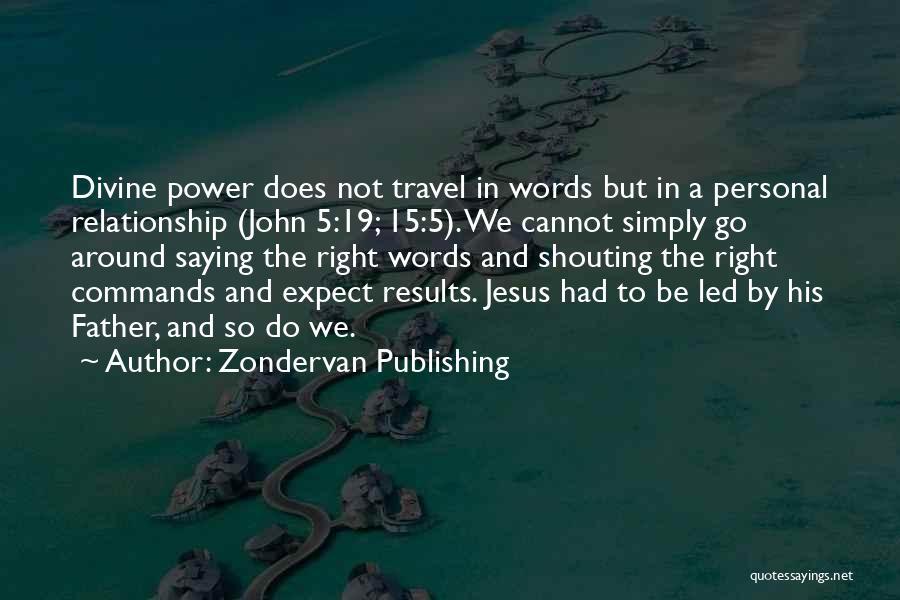 Zondervan Publishing Quotes 1937726