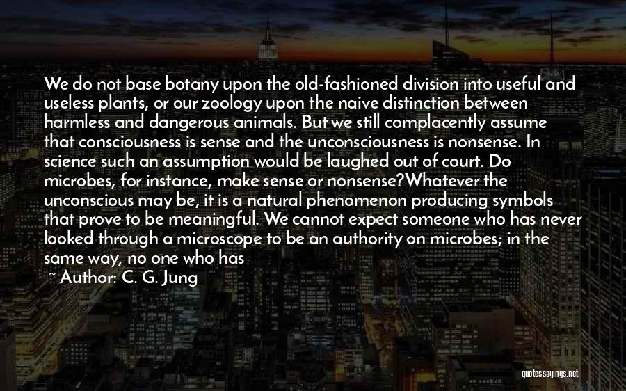 Zoology Quotes By C. G. Jung