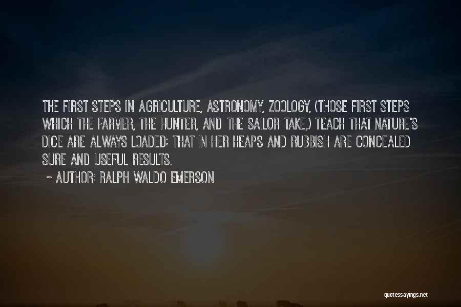 Zoology Quotes By Ralph Waldo Emerson