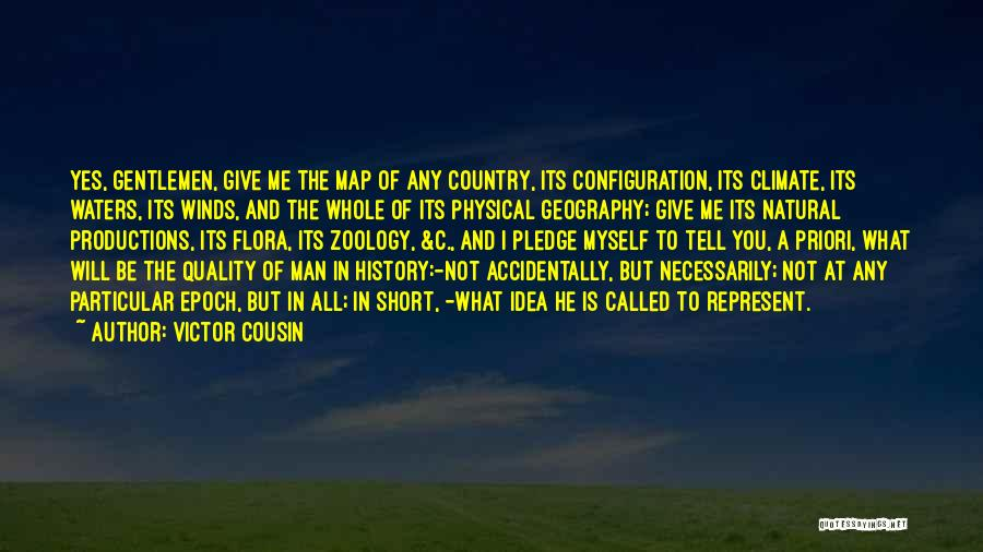 Zoology Quotes By Victor Cousin