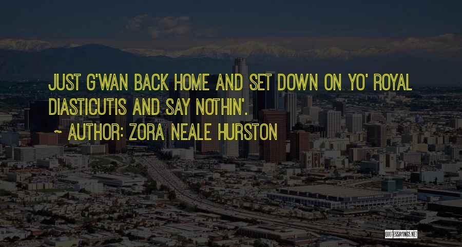 Zora Neale Hurston Quotes 111948