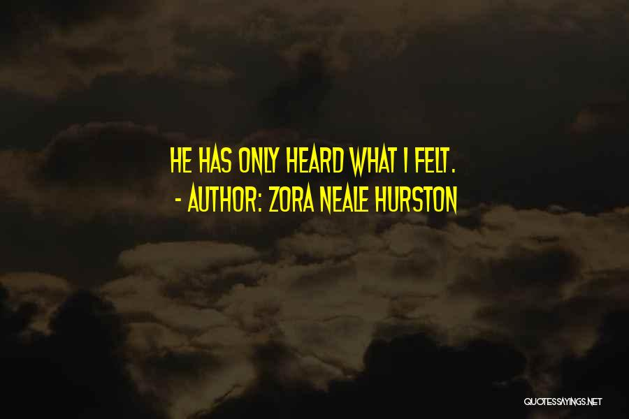 Zora Neale Hurston Quotes 1585932
