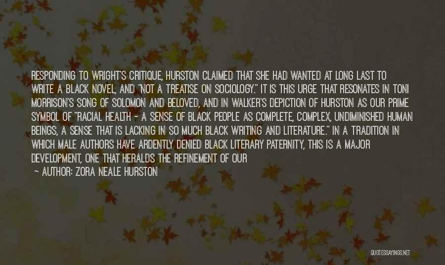 Zora Neale Hurston Quotes 1603291