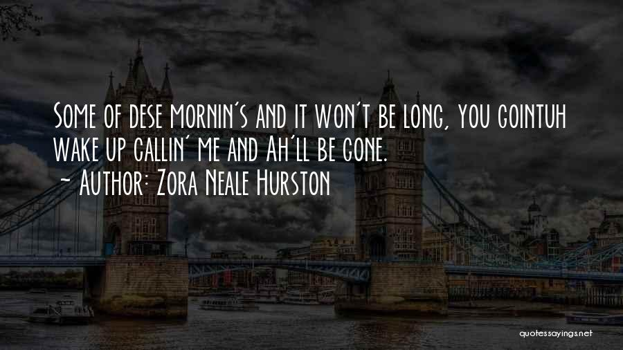 Zora Neale Hurston Quotes 2167861