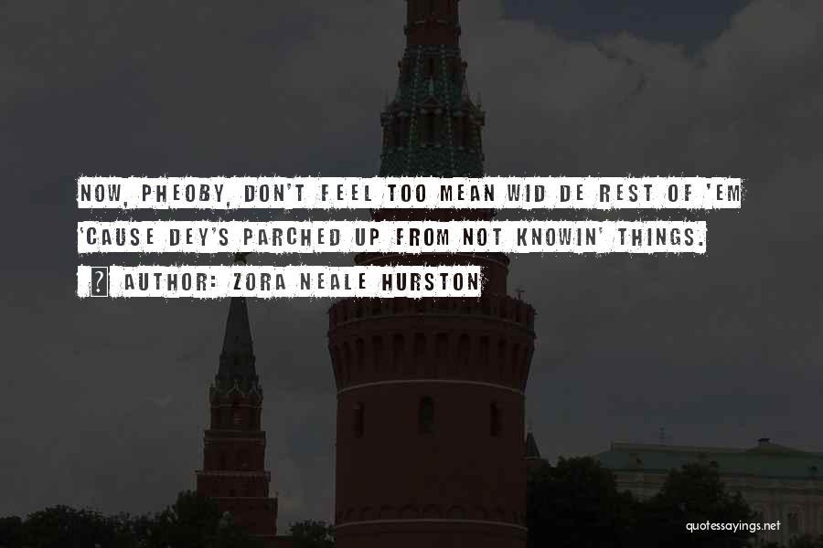 Zora Neale Hurston Quotes 325057