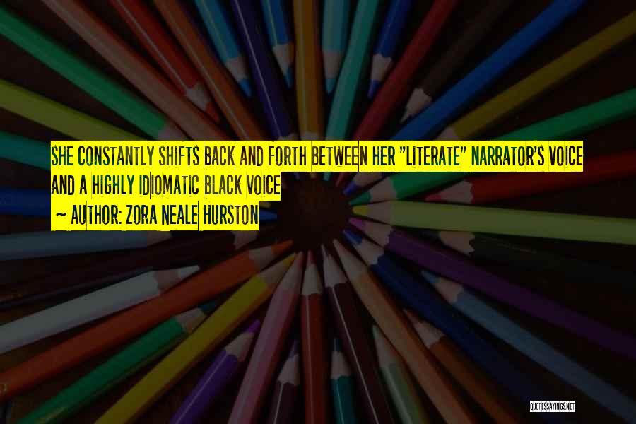 Zora Neale Hurston Quotes 351130