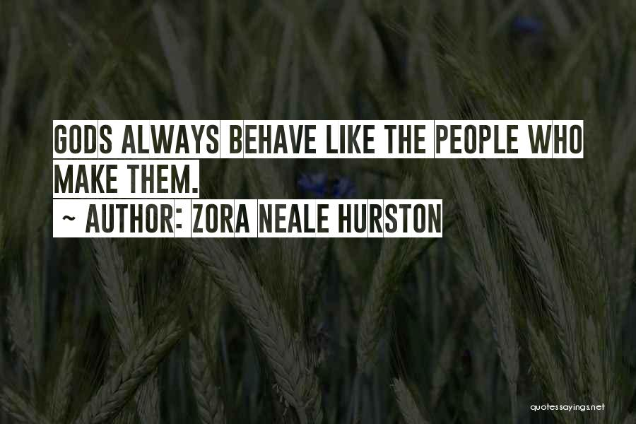 Zora Neale Hurston Quotes 381225