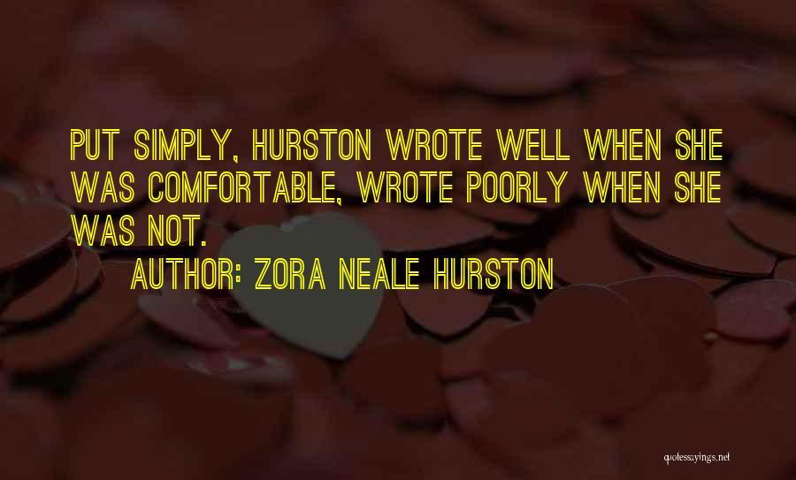 Zora Neale Hurston Quotes 392796
