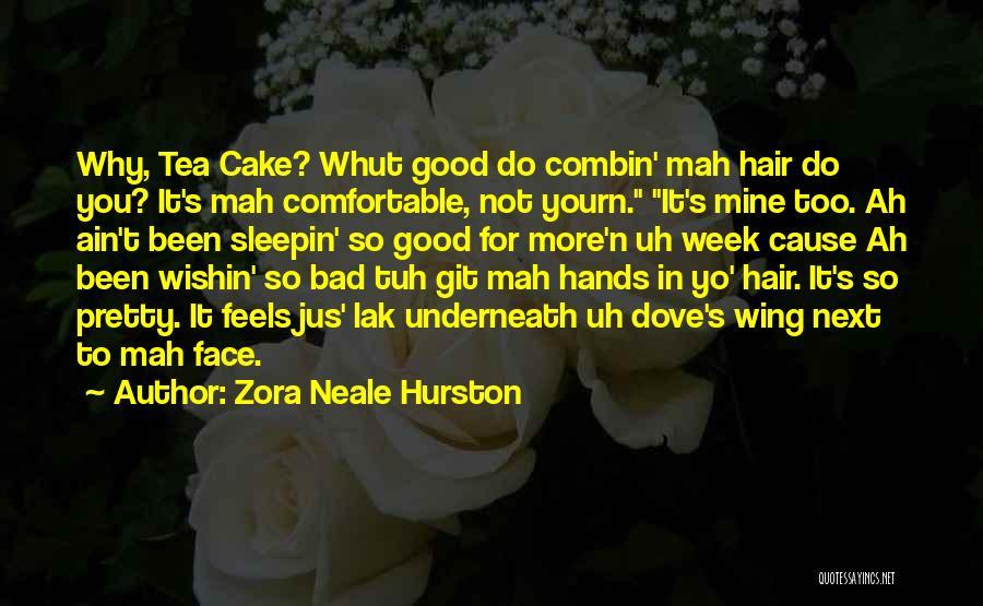 Zora Neale Hurston Quotes 831442