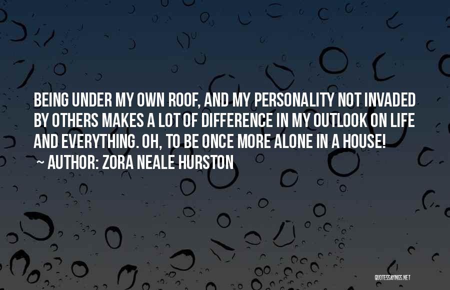 Zora Neale Hurston Quotes 924495