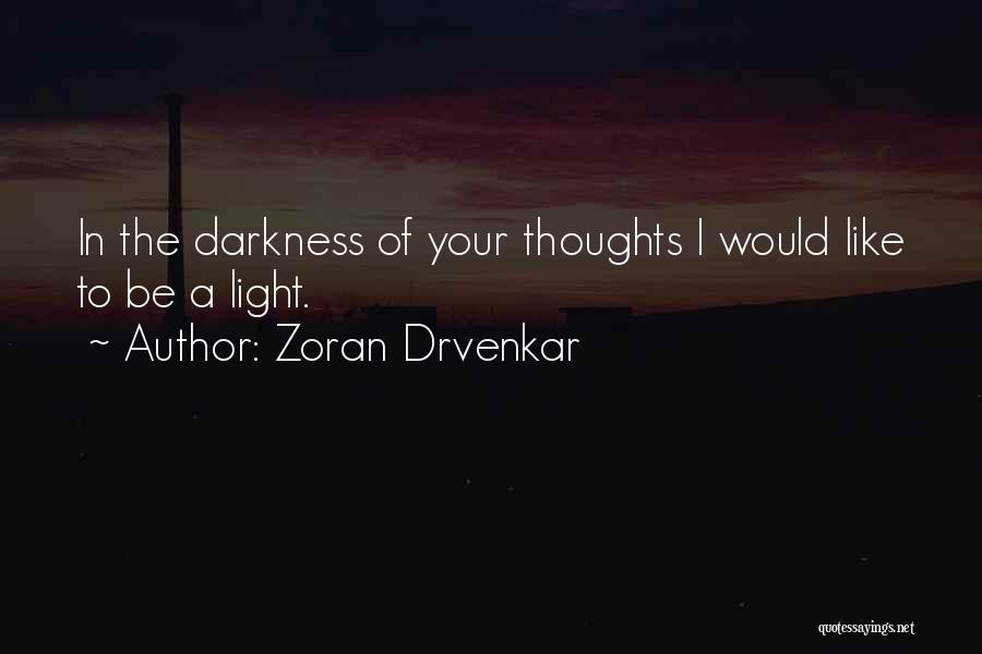 Zoran Drvenkar Quotes 139379