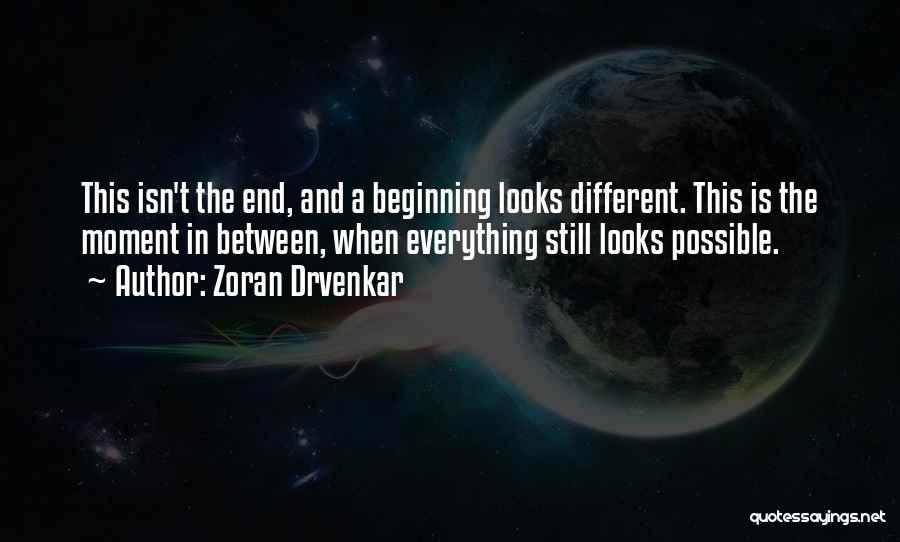 Zoran Drvenkar Quotes 1451867