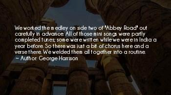 Quotes About Abbey Road