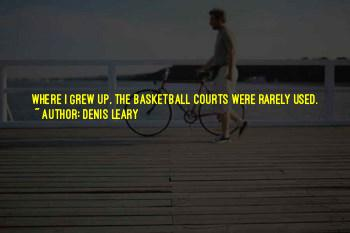 Quotes About Basketball Courts