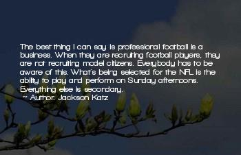 Best Nfl Football Quotes