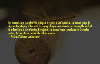 Biological Diversity Quotes