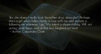 Quotes About Does She Like Me