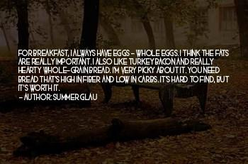 Quotes About Eggs And Bacon