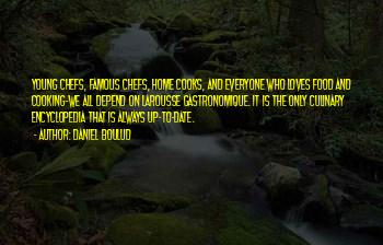 Famous Chefs Quotes