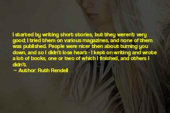 Good Short Writing Quotes
