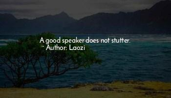 Good Stutter Quotes