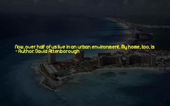 Nature's Metropolis Quotes