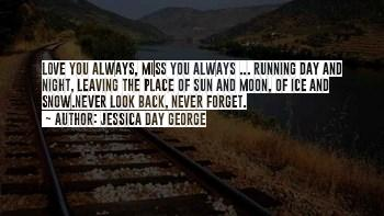 Never Look Back Love Quotes