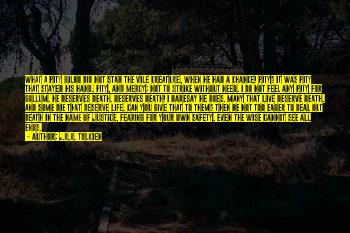 Quotes About Not Fearing Death