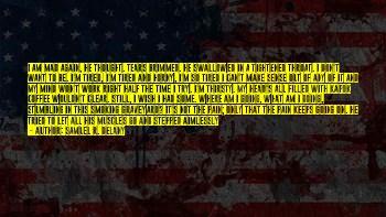 Samuel Delany Quotes