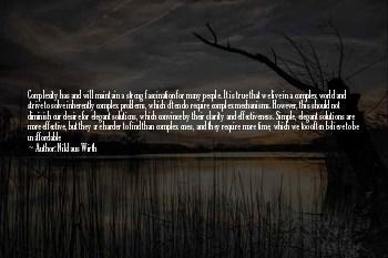 Simple But Elegant Quotes