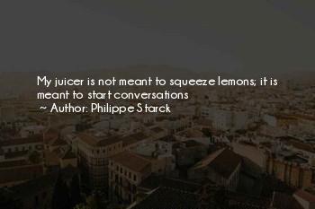 Starck Quotes