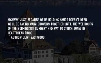 Stitch Jones Quotes