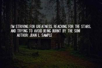 Quotes About Striving For Greatness