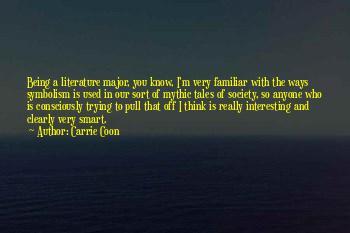Quotes About Symbolism In Literature