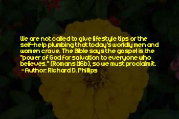 Quotes About Today's Gospel