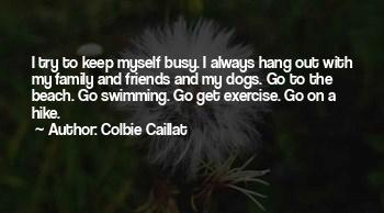 Try Colbie Caillat Quotes