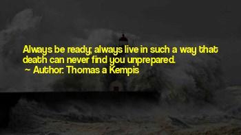 Unprepared Quotes